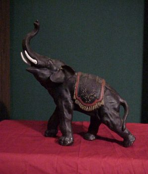 Barnum Bailey Circus Elephant